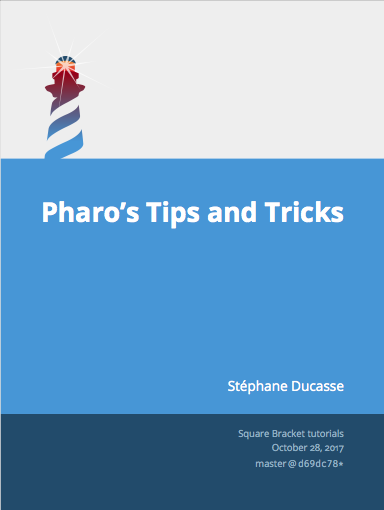 Tips and Tricks booklet