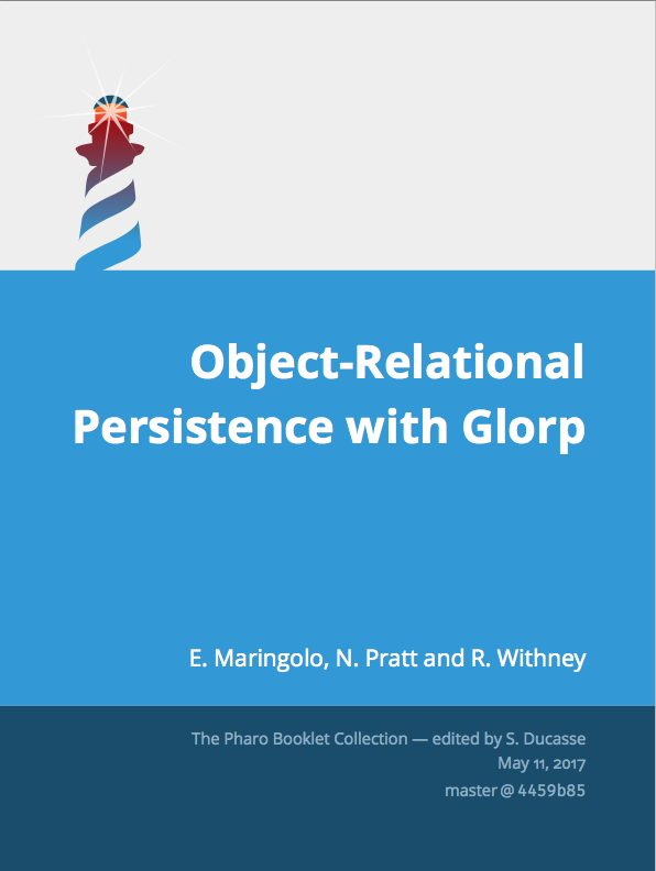 Glorp booklet